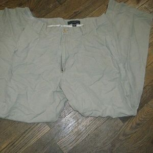 Men's Banana Republic size 30/30 tan pants